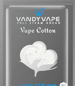 Japanese Organic Cotton by Vandyvape