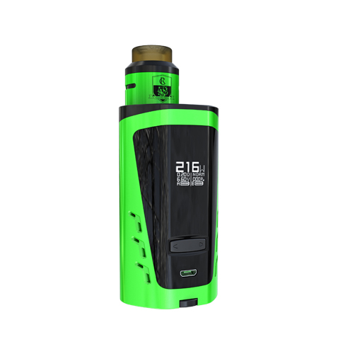 Ijoy Capo 216 SRDA kit with Batteries