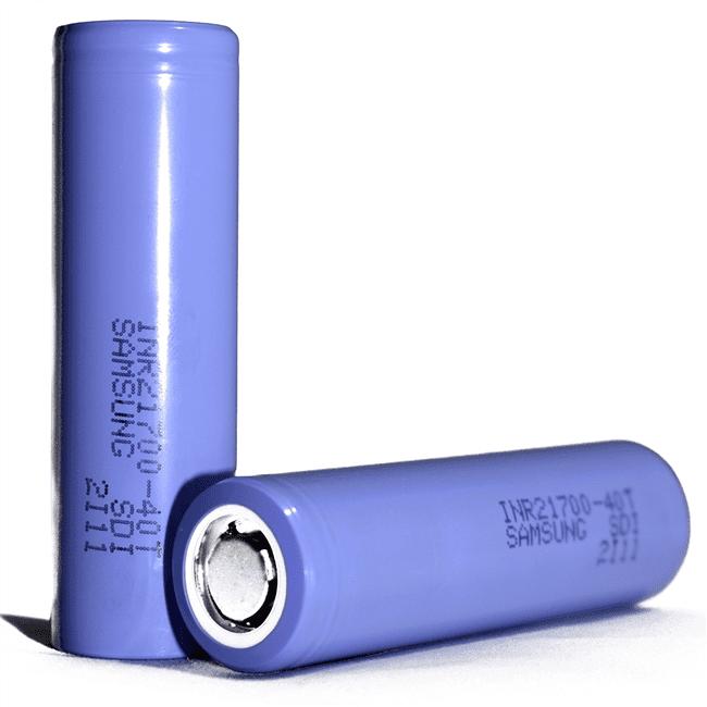 Samsung 40T Battery
