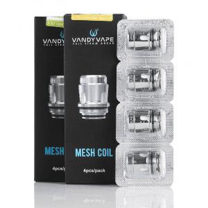 Vandy vape Trident Coils (Pack of 4)