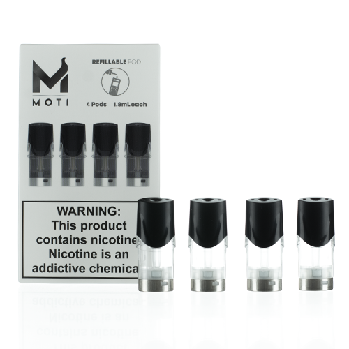MOTI REPLACEMENT PODS (PACK OF 4)