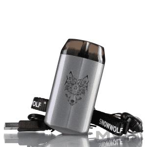 SIGELE Snowwolf Exilis X Pod Starter Kit