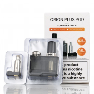 LOST VAPE ORION PLUS REPLACEMENT PODS (1 pack)