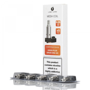 LOST VAPE ORION PLUS REPLACEMENT COILS (Pack of 5)