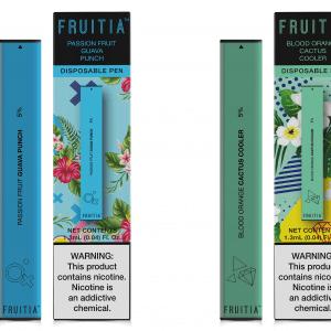 Fruitia Disposables
