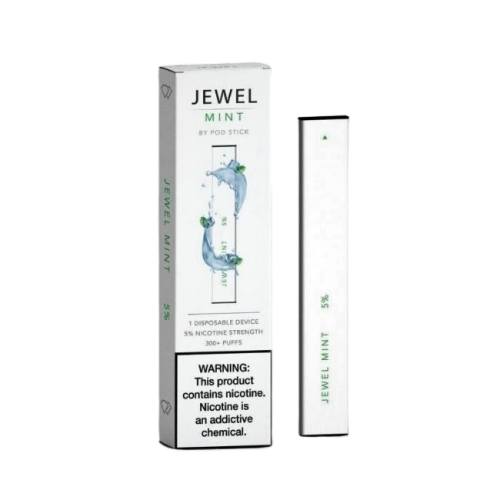 Jewel Mint Disposable by Pod Stick (5%)
