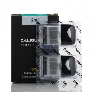 UWELL CALIBURN G REPLACEMENT PODS (PACK OF 2)
