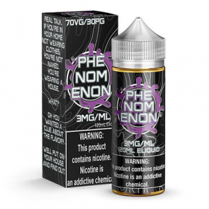 STRANOMENON 120ML BY NOMS EJUICE