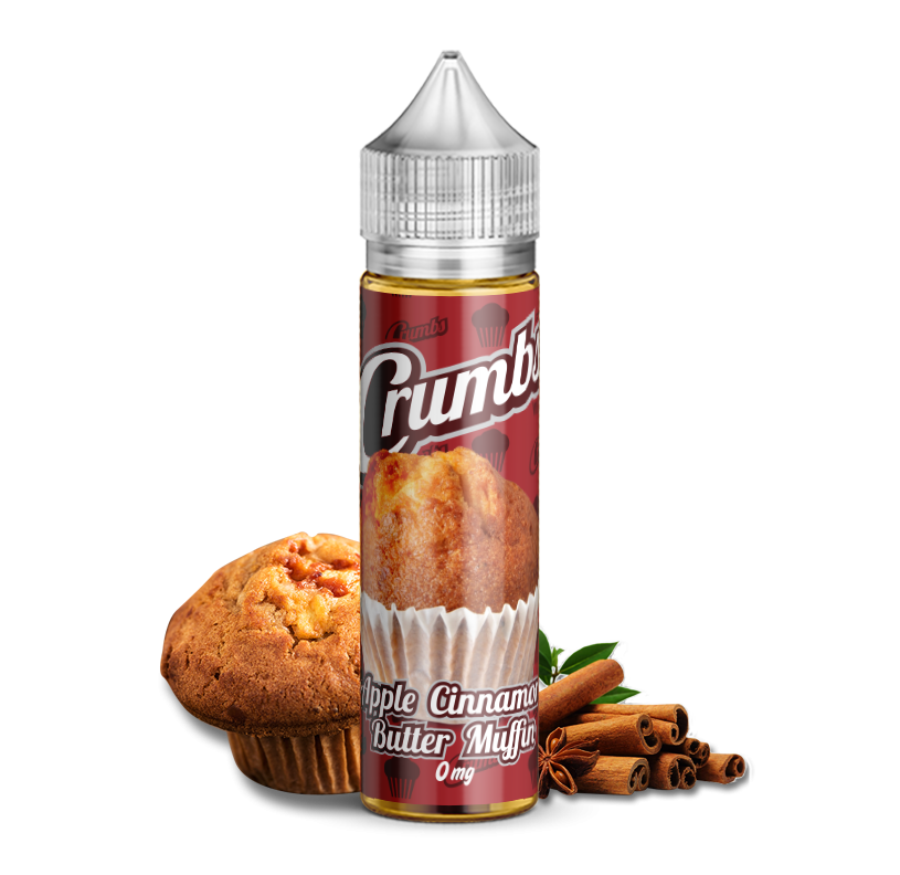 Blueberry Muffin 60ML BY Crumbs E-Liquid