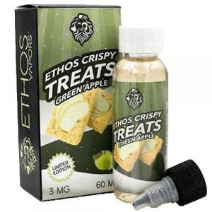 Apple Crispy treats by Ethos 60ml