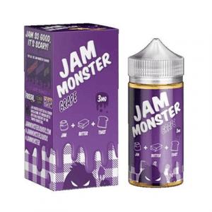 Jam Monester eJuice- Apple 100ML