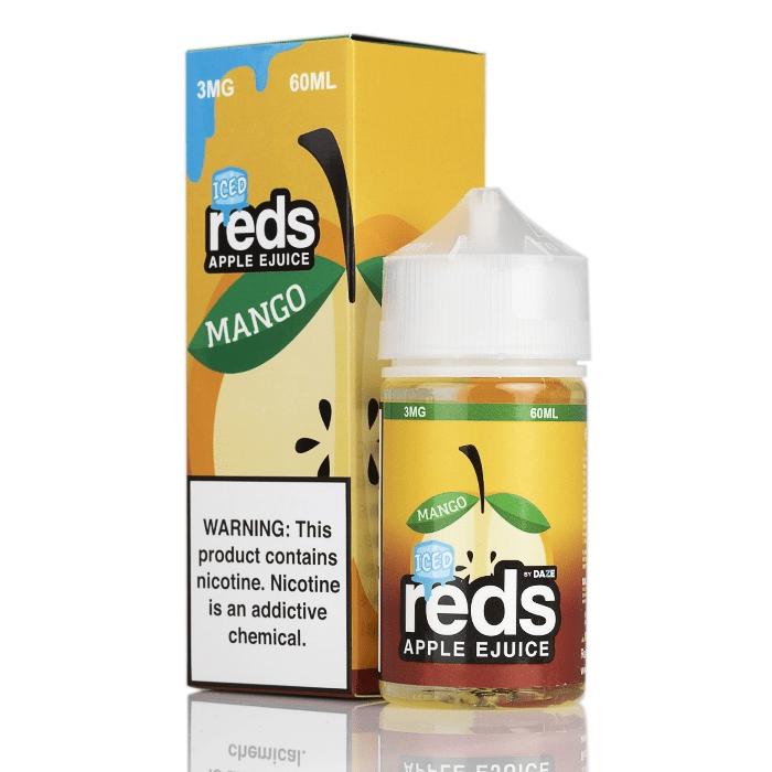 Reds Guava Apple Juice 60ml by 7 Daze E Liquid