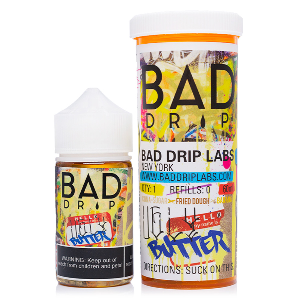 Sweet Tooth 60ml by Bad Drip