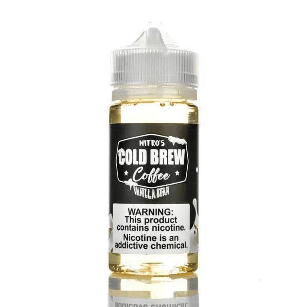 STRAWBERI AND CREAM 100ML BY Nitro Cold Brew E-LIQUIDS