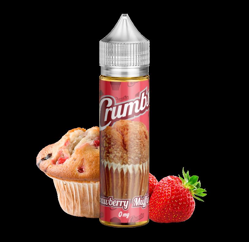 Apple Cinnamon Muffin 60ML BY Crumbs E-Liquid