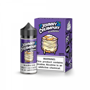 Blueberry 100ml by Johnny Creampuff 2