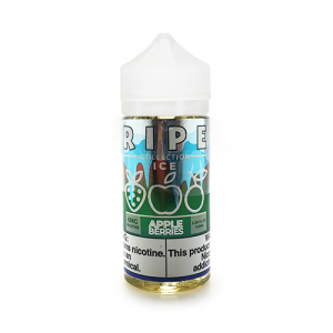 Apple berries 100ml By Ripe Collection