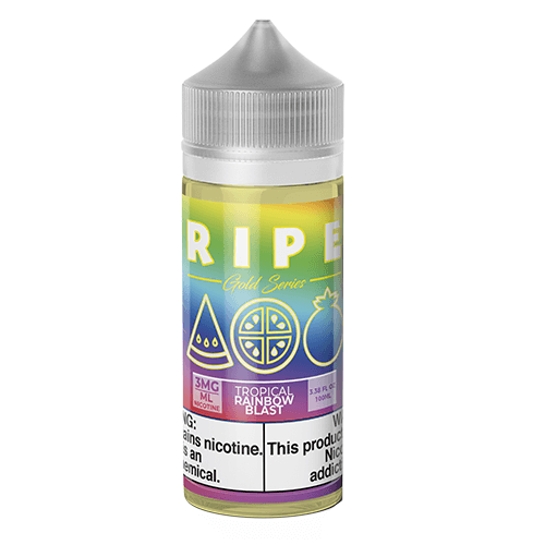 BANANA BERRY PUNCH 100ml By RIPE GOLD SERIES