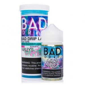 God Nector Iced Out 60ml by Bad Drip