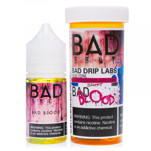 Bad Blood 30ml by Bad Drip Salts