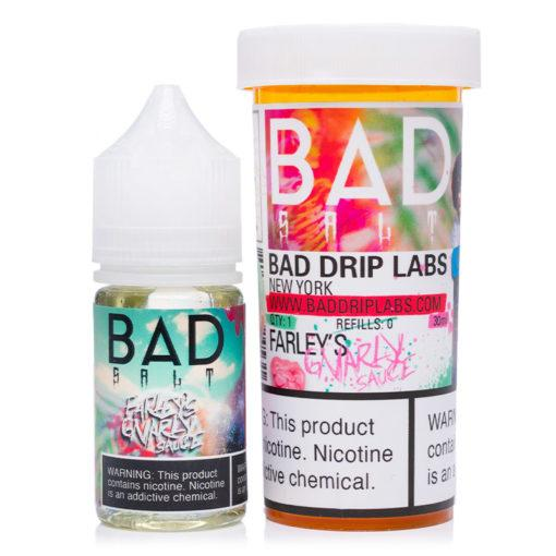 Drooly 30ml by Bad Drip Salts