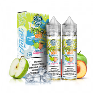 Apple Peach Sour 120ml by The Finest E-Liquids