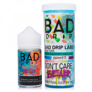 Don't Care Bear 60ml by Bad Drip
