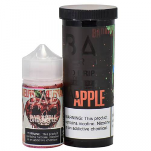 Don't Care Bear Iced Out 60ml by Bad Drip